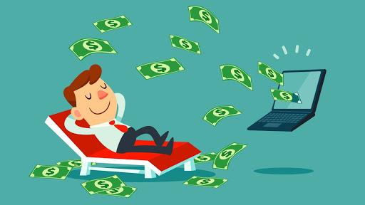 Kaip uzdirbti pinigu
